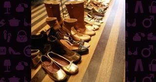 Kinsjasa - Sint Amorsplein 15 · Maastricht · Ladies footware