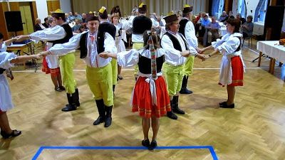 Lidový tanec Husar