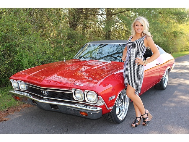 1968 Chevelle Ss Hot Cars Amp Hot Babes Chevy Chevelle