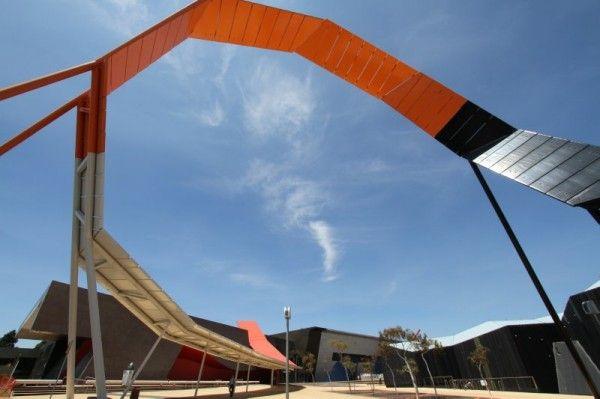 The National Museum of Australia, Canberra, Australia