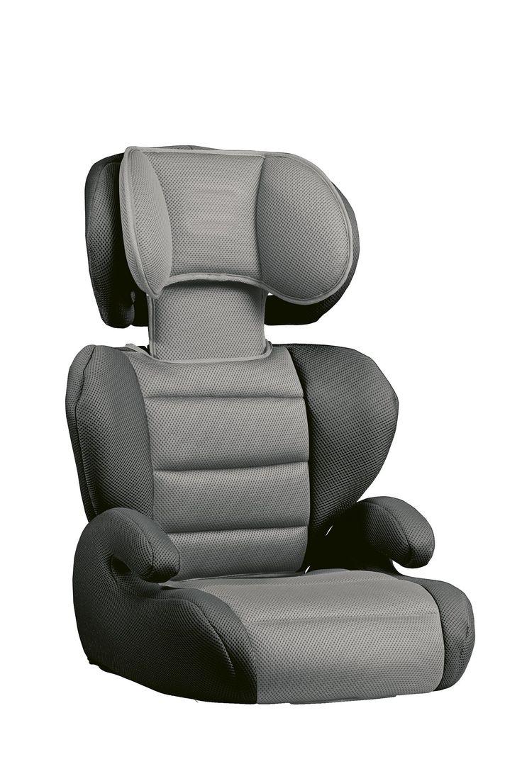Carkid Autostoel  Description: Vervoer je kinderen veilig met dit Carkid kinderzitje. Dit Carkid zitje is een autostoel uit groep 2/3 en is geschikt voor kinderen in de leeftijd van 4 tot 12 jaar (15 tot 36 kilogram). De Carkid stoel is eenvoudig te installeren door de duidelijke gordelroute en past in alle auto?s die standaard zijn uitgerust met een 3-puntsgordel. De hoofdsteun is in hoogte verstelbaar zodat je het kan aanpassen aan de lengte van je kind en ze altijd de optimale bescherming…