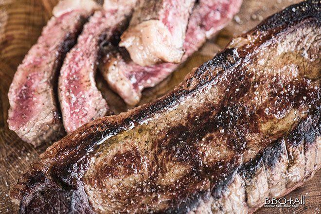 Come si fa: Rump Cap Steak - BBQ4All - American Skills, Italian Style