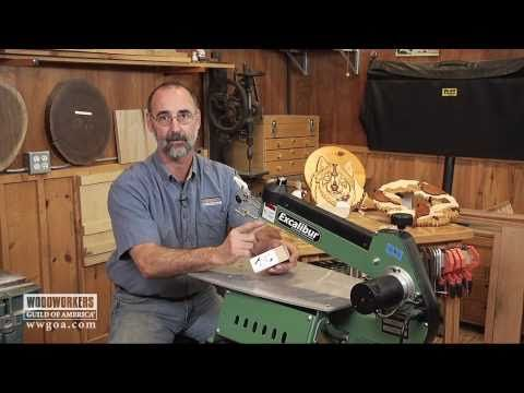 ▶ Woodworking: Power Tools - Why You Need a Scroll Saw - YouTube