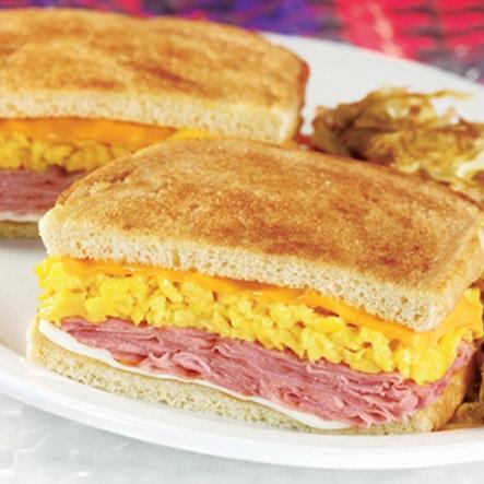 scrambled eggs рецепт