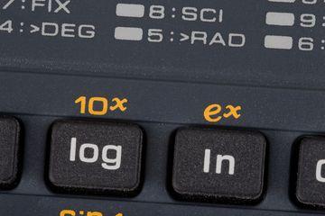 calculator, logarithm
