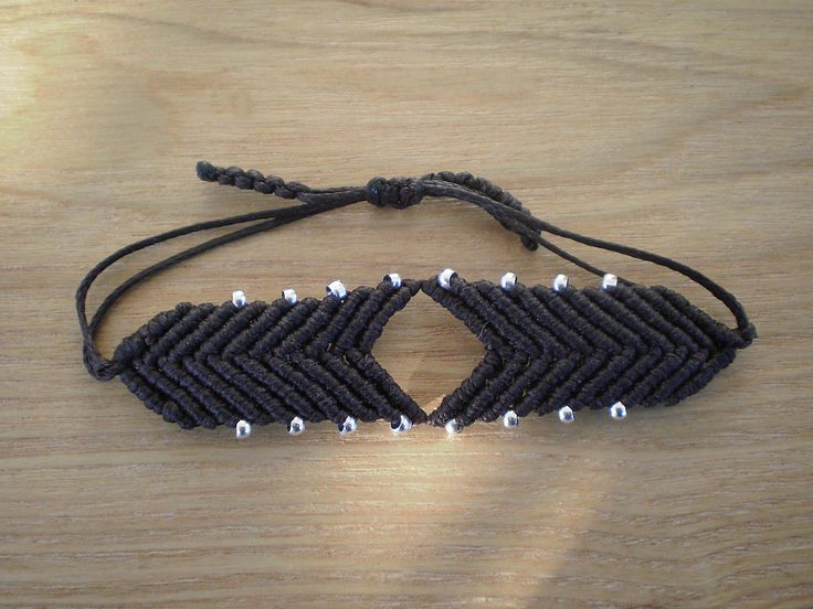 macrame bracelet. I think this is my favourite for the moment.