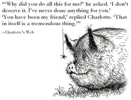 Image result for charlotte's web quotes