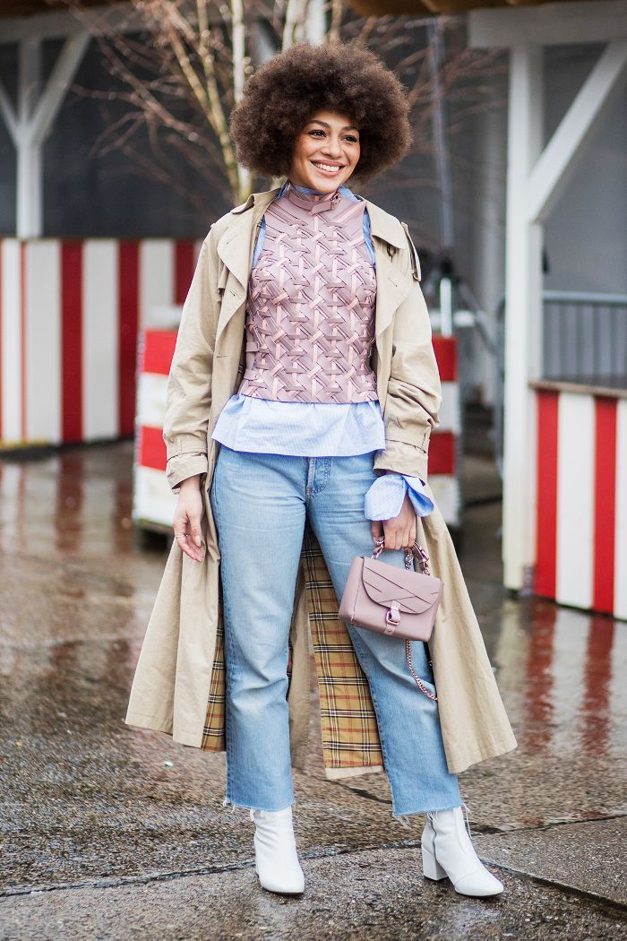 One glance at the following images and you'll understand why Berlin's street style scene is not to be overlooked.