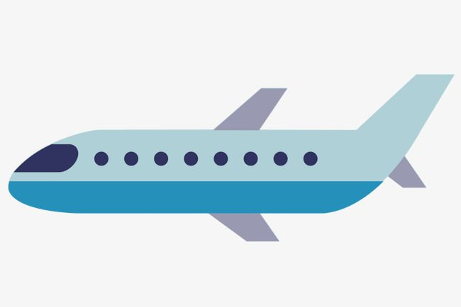 Cartoon Plane Aircraft Toy Plane Png And Vector With Transparent