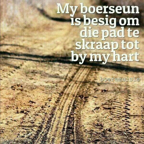 My boerseun♡