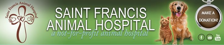 Today's #FF is for Saint Francis Animal Hospital! See why I choose them as my vet care provider! https://keepitpawsitive.wordpress.com/2015/03/19/ff-saint-francis-animal-hospital/