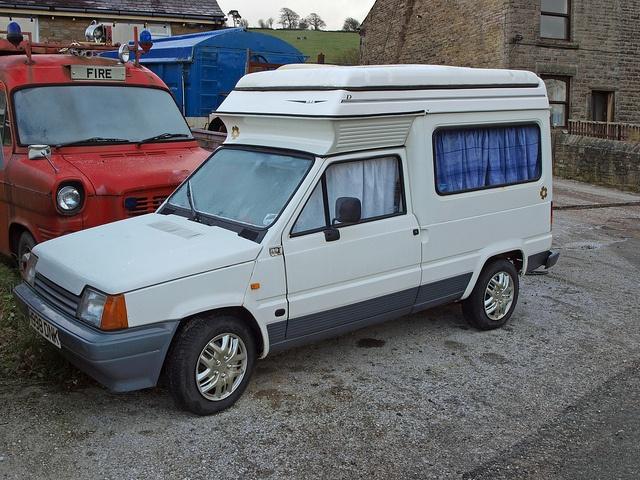 1991 SEAT TERRA CAMPER
