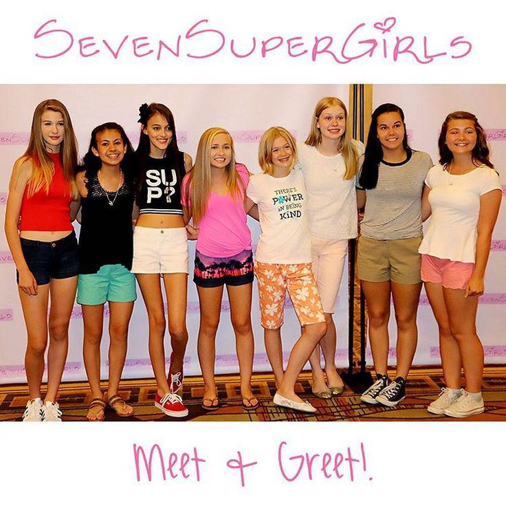 meet and greet tickets seven super girls