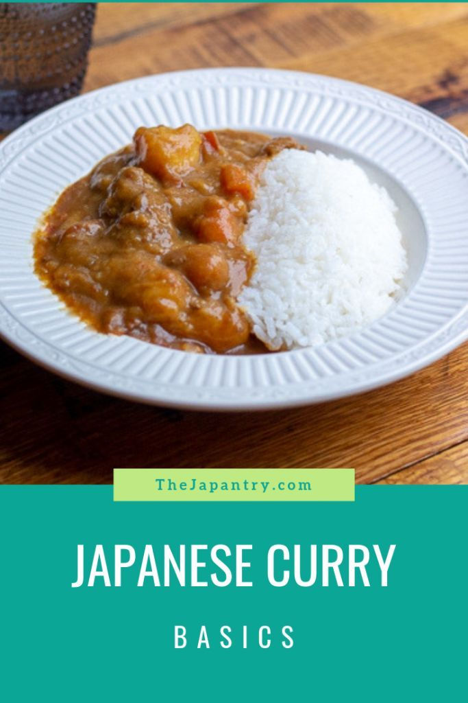 Basics Of Japanese Curry The Japantry Easy Japanese Recipes Japanese Cooking Curry Recipes