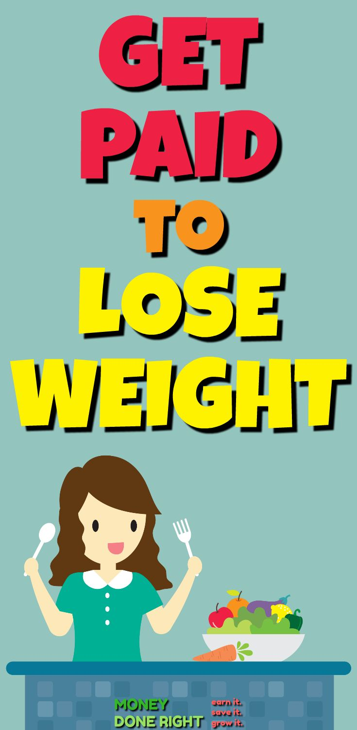 You can get paid hundreds or even thousands of dollars to lose weight, exercise, and live an all-around healthy lifestyle. It's true! Check out this article for more information.