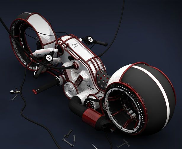 Indian Motorcycle Concept