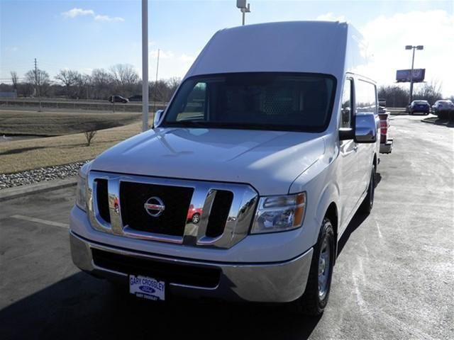 2012 Nissan NVCargo 3500HDS 3500 HD S 3dr Full-Size Cargo Van w/ High Roof Full-Size 3 Doors Avalanche for sale in Salina, KS Source: http://www.usedcarsgroup.com/new-nissan-nv_cargo-for-sale