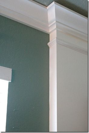 How To Caulk Molding -- there's nothing worse than a beautifully painted room with messy trim.