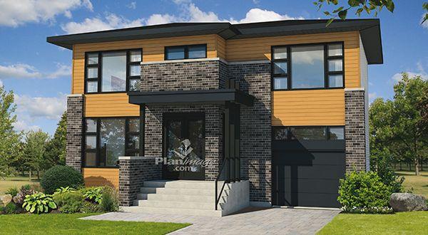 Planimage voici une maison tage au charme irr sistible elle mesure 39 pieds 10 pouces de - Plan maison provencale a etage ...