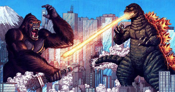 Godzilla Vs. Kong Will Have One True Winner -- One of the two big beasts at the heart of Gozilla Vs. Kong will walk away a true champion in the fight. -- http://movieweb.com/godzilla-vs-kong-movie-2020-definitive-winner/