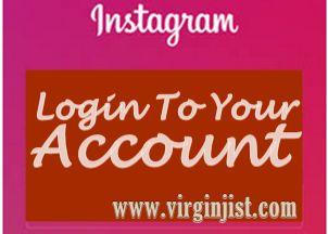 Instagram Login Steps - Sign Into Your Instagram Account