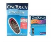 One Touch Ultra Easy Glucose Meter With 25 Test Strips @ 40% discount #onetouch #onetouchultra #Glucometer Lifetime Warranty DoubleSure Technology to Ensure Highest Accuracy Stores 500 Readings Coding Needed Only Once  Shop Now: http://www.buydirekt.com/one-touch-ultra-easy-glucose-meter