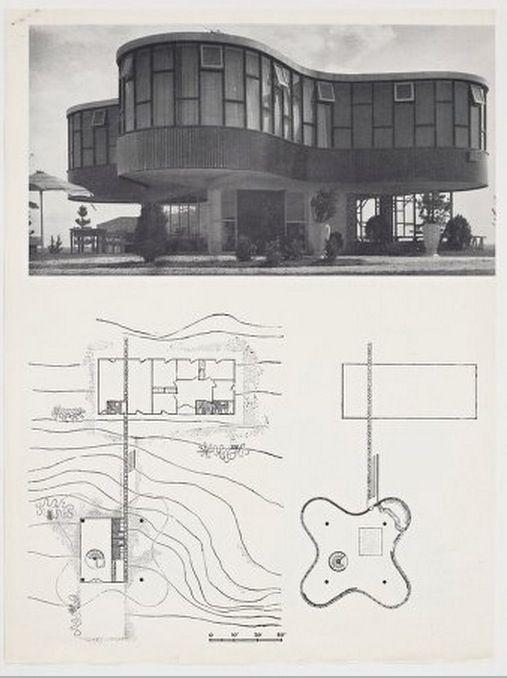 Ariston Club, Marcel Breuer