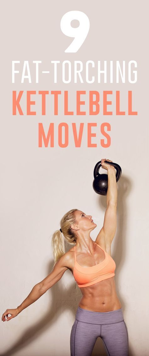 The average person burns 400 calories in a 20-minute kettlebell workout. We asked World Kettlebell Club certified trainer and co-founder of the Cross Train Method David Schenk to put together a workout that will burn the most calories in the shortest period of time.