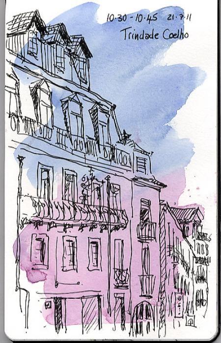 'Lining Over Colour' workshop 5