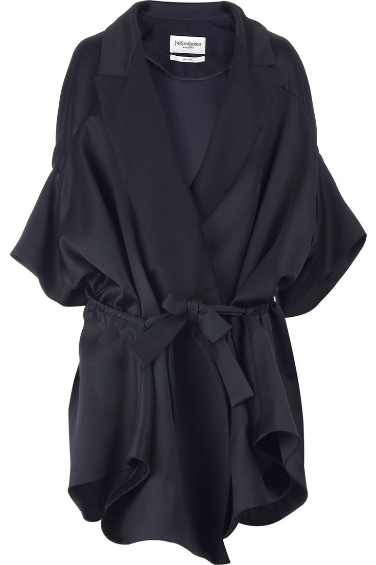 waisted knee high overcoat - make sure it covers the length of your dress - Wear them also with leggins and high tall boots