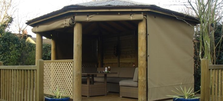 The 25 Best Gazebo Side Panels Ideas On Pinterest