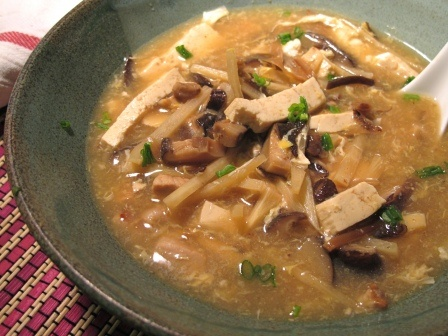Hot and Sour Soup | For Wayne | Pinterest