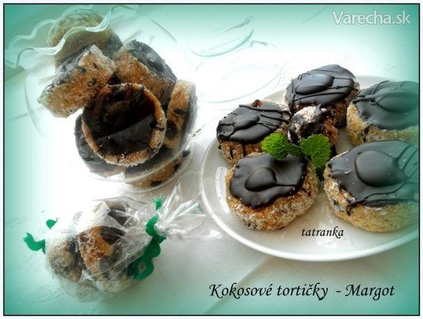Kokosové tortičky - Margot (fotorecept)