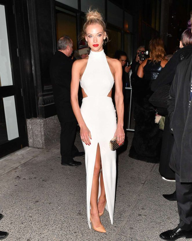 Hannah Ferguson at Sports Illustrated Swimsuit 2017 Launch Event in NY