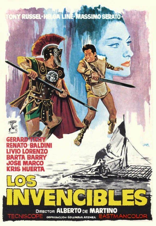 1963 / Los invencibles - Gli invincibili sette