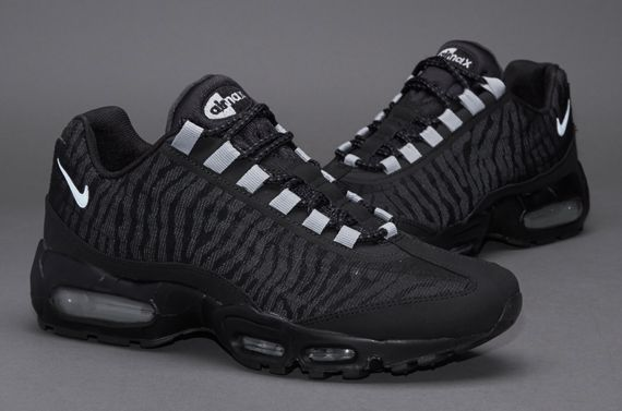 Nike Air Max 95 EM Cool Grey Volt Black White