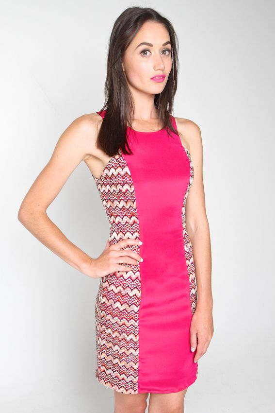 LOLLIPOP DRESS PINK | Amber Whitecliffe