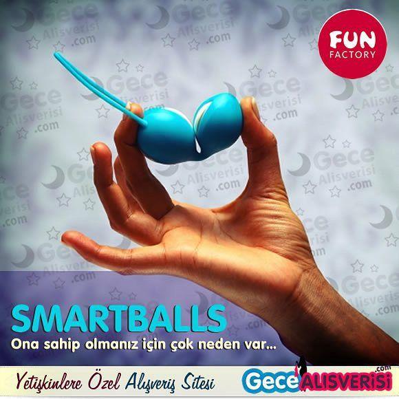 Hem eğlenceli, hemde kıpır kıpır orgazm topu smart balls Gecealisverisi.com da... #gecealışverişi #gece #smart #balls #smartballs #top #topu #orgazm #klitoral #kegel #egzersiz #vajina #kadınlar #kadın #bayan #bayanlar #bayanlara #bayanlaraözel #kadınlaraözel #özel #hediye #mastürbasyon #boşalma #boşalmak #rahat #rahatlama