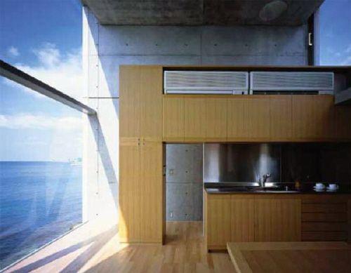 4x4 House Architect Tadao-Ando