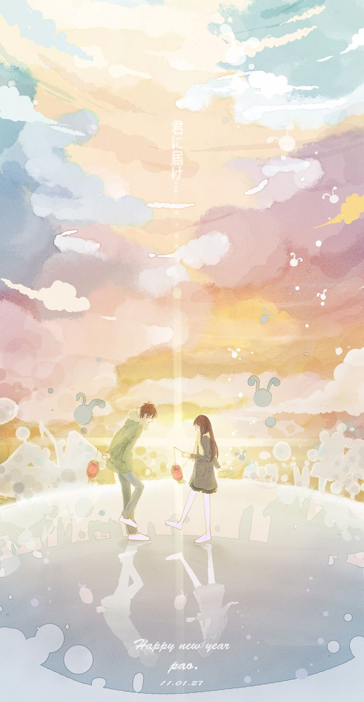 Kimi ni Todoke | From Me to You | Shouta Kazehaya x Sawako Kuronuma | OTP | Anime | Fanart | Sailormeowmeow