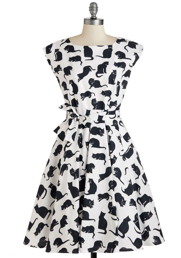 If I Cat Have You Dress | Mod Retro Vintage Dresses | ModCloth.com
