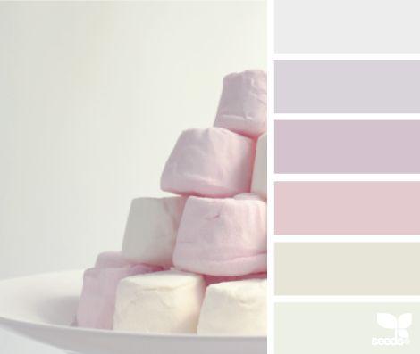 marshmallow hues