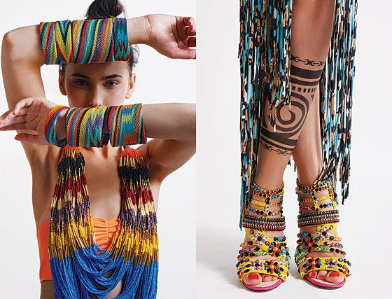 Fashionables - Tribal Trends -- New York Magazine