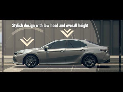 Toyota Camry Dynamic Performance - Usability- Second Genesis            -            famous brands and products
