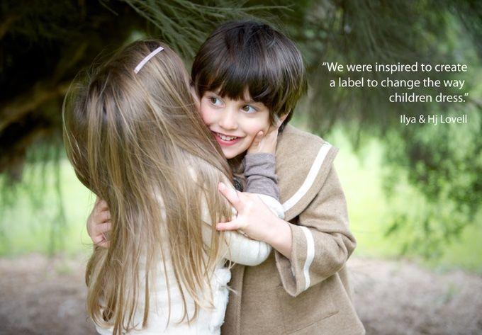 Hanbi Kids - Autumn/Winter : Changing the way children dress by Ilya & Hj Lovell —Kickstarter