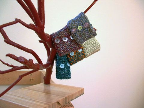 Tunisian Cuff Bracelets Designed by Christy Lutz/canncrochet