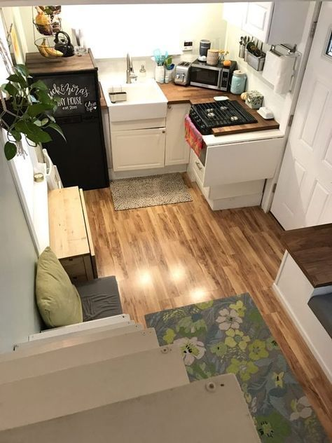 17+ Small Kitchen Ideas  with Island  Cabinets Cozy houses