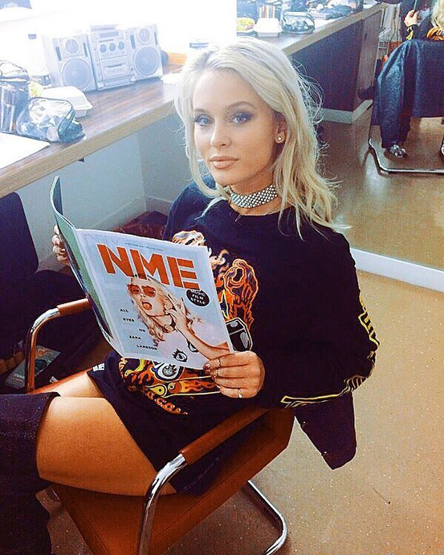 Zara Larsson - Singer/Song-Writer