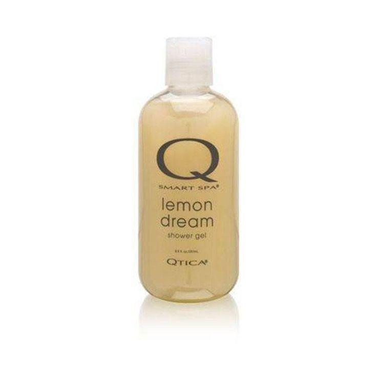 Qtica Smart Spa Lemon Dream Shower Gel - 8.5 oz