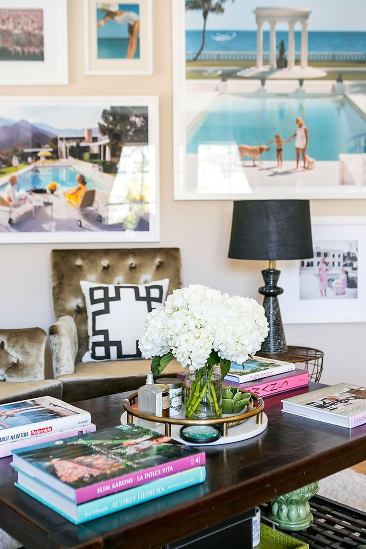 Louise Roe 39 S Los Angeles Townhome Tour The Everygirl Gallerywall Inspiration Pinterest